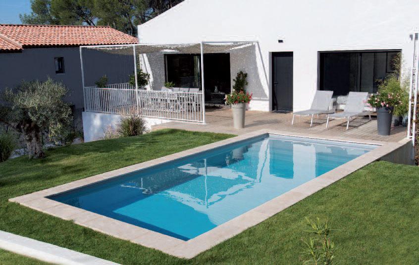 piscine contemporaine pas cher aubagne