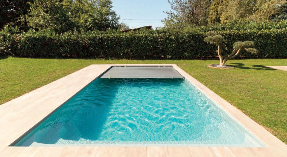 piscine volet integré gemenos